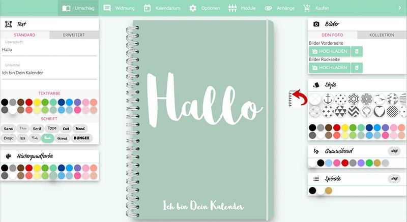 Taschenkalender Selbst Gestalten Mein Taschenkalender 2020